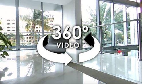 360 video tour