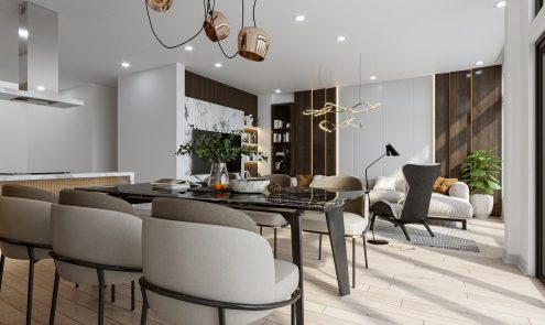 """Rich result on Google when searching """"3D interior rendering"""" or """"interior render"""""""
